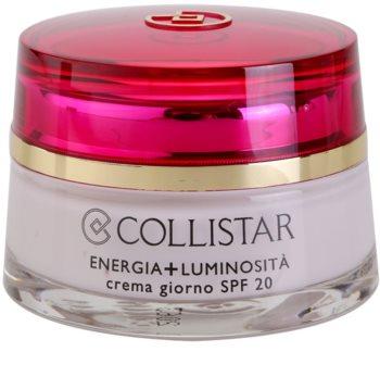 Collistar Special First Wrinkles denní protivráskový krém SPF 20