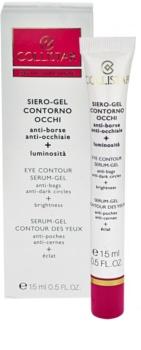 Collistar Special First Wrinkles gel pentru ochi impotriva cearcanelor si ochilor umflati