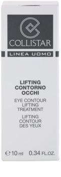 Collistar Man gel za predel okoli oči z lifting učinkom