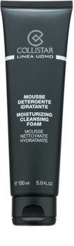 Collistar Man mousse de limpeza para todos os tipos de pele