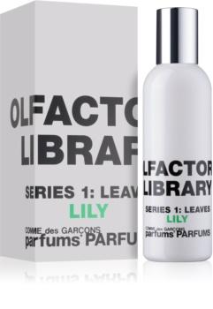 Comme des Garçons Series 1 Leaves: Lily Eau de Toilette Unisex 50 ml