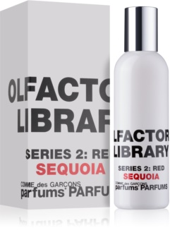 Comme des Garçons Series 2 Red: Sequoia eau de toilette unisex 50 ml