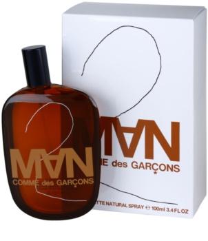 Comme des Garçons 2 Man woda toaletowa dla mężczyzn 100 ml