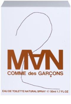 Comme des Garçons 2 Man eau de toilette pentru barbati 50 ml