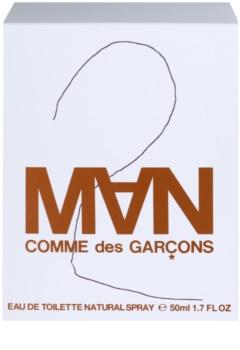 Comme des Garçons 2 Man toaletní voda pro muže 50 ml