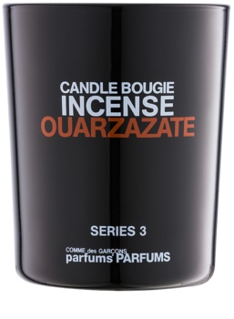 Comme des Garçons Series 3 Incense: Ouarzazate vonná svíčka 145 g