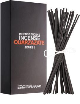 Comme des Garçons Series 3 Incense: Ouarzazate Geurstokjes  40 st
