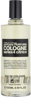 Comme des Garçons Series 4 Cologne: Citrico kolínská voda unisex 125 ml