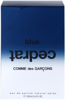 Comme des Garçons Blue Cedrat Eau de Parfum unisex 100 ml