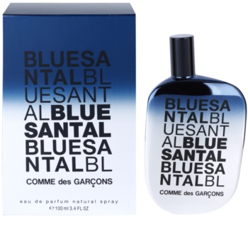 Comme des Garçons Blue Santal eau de parfum unisex 100 ml