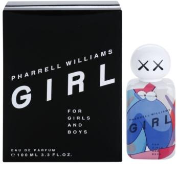 Comme des Garçons Girl (Pharrell Williams) Eau de Parfum unissexo 100 ml