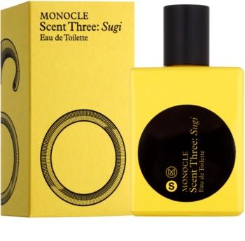 Comme des Garçons Monocle Scent 3: Sugi тоалетна вода унисекс 50 мл.