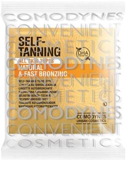 Comodynes Self-Tanning μαντηλάκι αυτομαυρίσματος 8 τεμ
