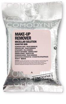 Comodynes Make-up Remover Micellar Solution Make-up Remover Doekjes  voor Gevoelige Huid