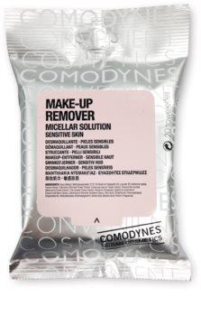 Comodynes Make-up Remover Micellar Solution robčki za odstranjevanje ličil za občutljivo kožo