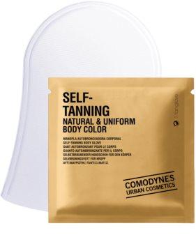 Comodynes Self-Tanning rękawice samoopalające do ciała
