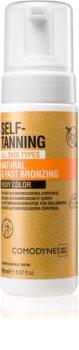 Comodynes Self-Tanning αφρός αυτομαυρίσματος για το σώμα