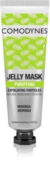 Comodynes Jelly Mask Exfoliating Particles Gelmasker  voor Perfecte Reiniging van de Huid