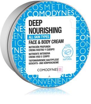 Comodynes Deep Nourishing crema nutriente intensa per viso e corpo