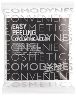 Comodynes Easy Peeling exfoliační ubrousky na obličej