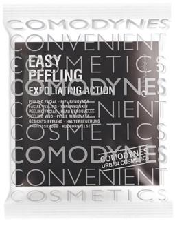Comodynes Easy Peeling Exfoliërende tissues voor het gezicht