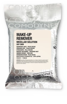 Comodynes Make-up Remover Micellar Solution Make-up Remover Doekjes  voor Droge Huid