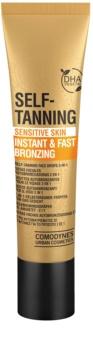 Comodynes Self-Tanning краплі для автозасмаги для обличчя
