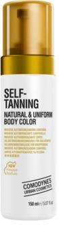 Comodynes Self-Tanning espuma autobronzeadora  para corpo