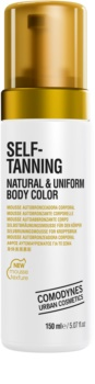 Comodynes Self-Tanning spuma autobronzanta pentru corp