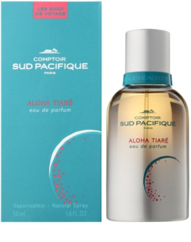 Comptoir Sud Pacifique Aloha Tiare eau de parfum para mujer 50 ml