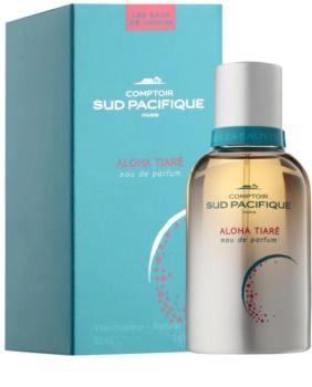 Comptoir Sud Pacifique Aloha Tiare Eau de Parfum para mulheres 50 ml