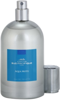 Comptoir Sud Pacifique Aqua Motu Eau de Toilette voor Vrouwen  100 ml