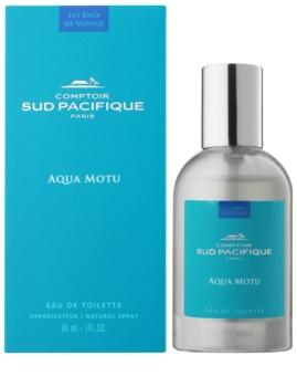 Comptoir Sud Pacifique Aqua Motu eau de toilette da donna 30 ml