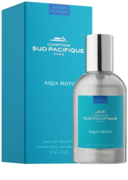 Comptoir Sud Pacifique Aqua Motu eau de toilette pentru femei 30 ml