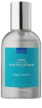 Comptoir Sud Pacifique Aqua Motu eau de toilette per donna 30 ml