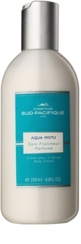 Comptoir Sud Pacifique Aqua Motu telový krém pre ženy 200 ml