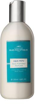 Comptoir Sud Pacifique Aqua Motu tělový krém pro ženy 200 ml