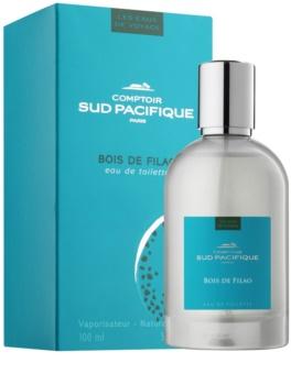 Comptoir Sud Pacifique Bois De Filao Eau de Toilette voor Mannen 100 ml