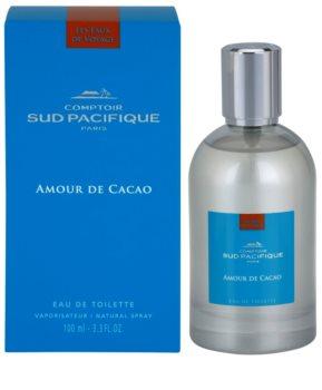 Comptoir Sud Pacifique Amour De Cacao Eau de Toilette Damen 100 ml
