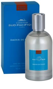 Comptoir Sud Pacifique Amour De Cacao eau de toilette pour femme 100 ml