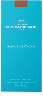 Comptoir Sud Pacifique Amour De Cacao eau de toilette pour femme 30 ml