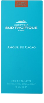Comptoir Sud Pacifique Amour De Cacao toaletní voda pro ženy 30 ml