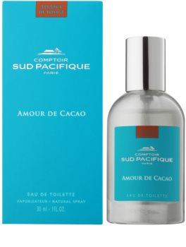 Comptoir Sud Pacifique Amour De Cacao eau de toilette pentru femei 30 ml