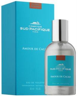 Comptoir Sud Pacifique Amour De Cacao Eau de Toilette for Women 30 ml