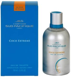 Comptoir Sud Pacifique Coco Extreme eau de toilette mixte 100 ml