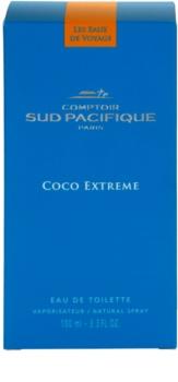 Comptoir Sud Pacifique Coco Extreme eau de toilette unissexo 100 ml