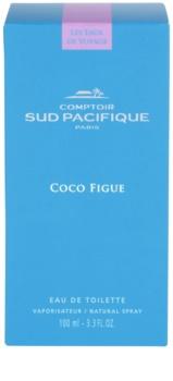 Comptoir Sud Pacifique Coco Figue eau de toilette pour femme 100 ml