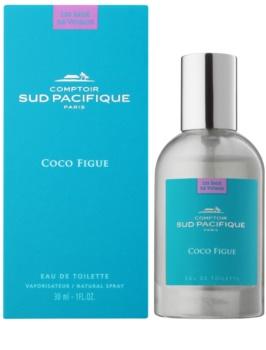 Comptoir Sud Pacifique Coco Figue eau de toilette para mujer 30 ml
