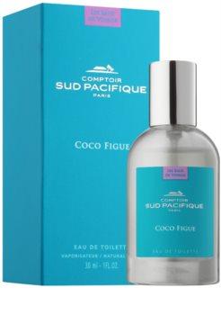 Comptoir Sud Pacifique Coco Figue Eau de Toilette para mulheres 30 ml
