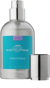 Comptoir Sud Pacifique Coco Figue Eau de Toilette voor Vrouwen  30 ml